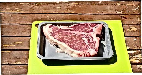 Zgjedhja e një bifteki