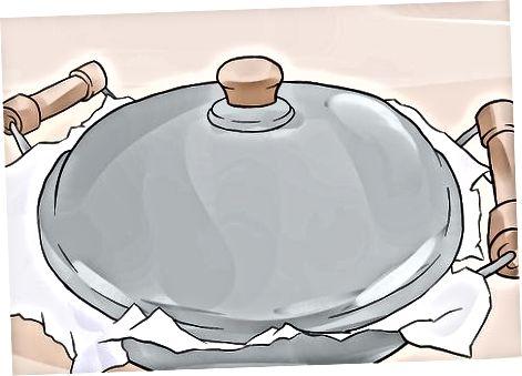 Кување димљеног лососа