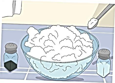 Ngrënia e gjelit të djathit të thjeshtë