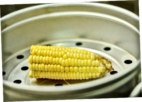Dämpfende Maiskolben [3] X Forschungsquelle