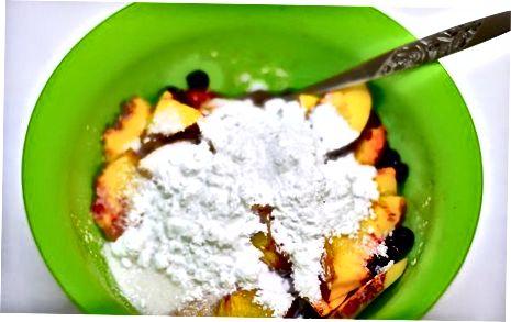 ساختن یک سماق میوه ای