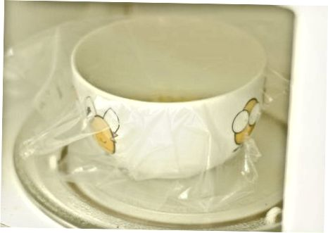 Mikrowellen-Maiskörner