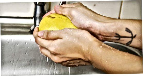 Mango pesemine