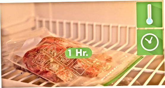 تهیه گوشت