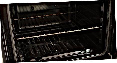 پخت یک کدو اسپاگتی در اجاق گاز
