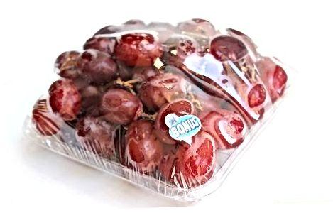 Ruajtja e rrushit
