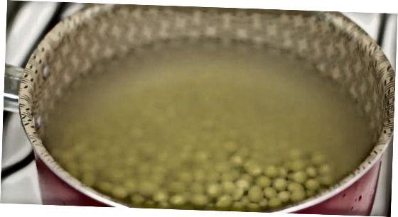 Додавање укуса у конзервирани грашак