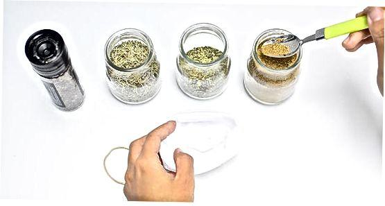 Pickling suyuqligini pishirish