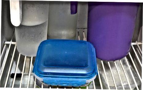Коришћење оставе или фрижидера