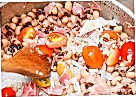 آشپزی لوبیا