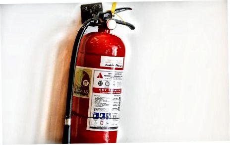 جلوگیری از آتش سوزی
