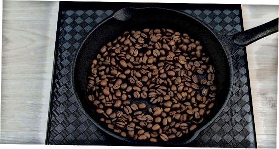 Основе пржења кафе