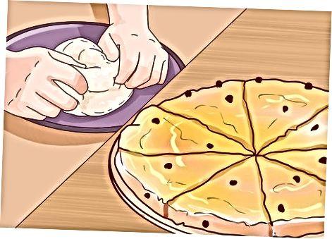 Krijimi i picave, ëmbëlsirave dhe sanduiçeve për cookie
