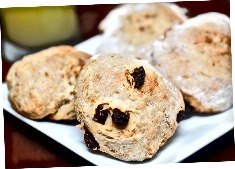 Pão de Soda Irlandês Simples