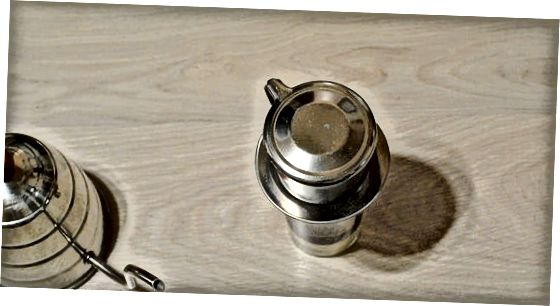 Kavos gaminimas