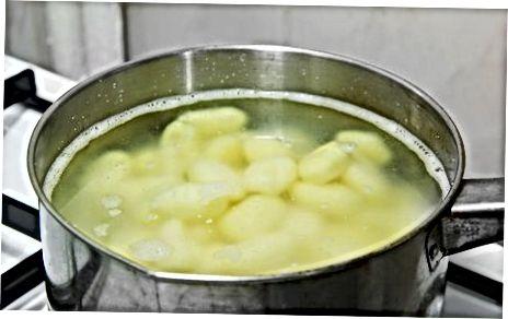 Gatim Gnocchi të ngrirë