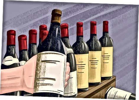 Die nahrhaftesten Weine trinken