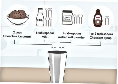 Ikkita shokoladli malts