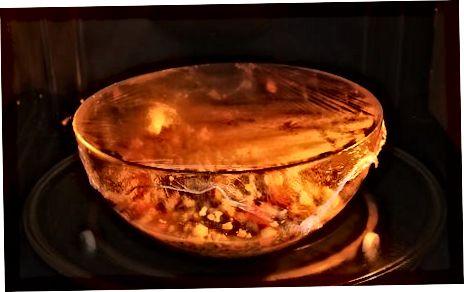 Virkite mėsos padažą mikrobangų krosnelėje