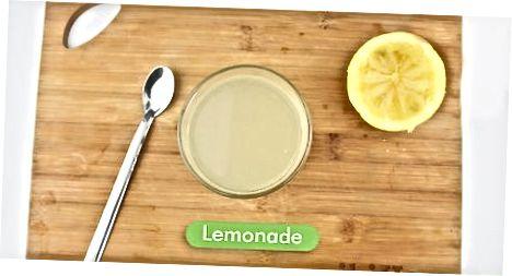 Вершковий полуничний лимонад