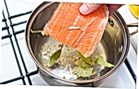 Кухање лососа