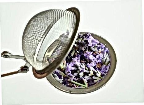 Čaj iz medu in sivke