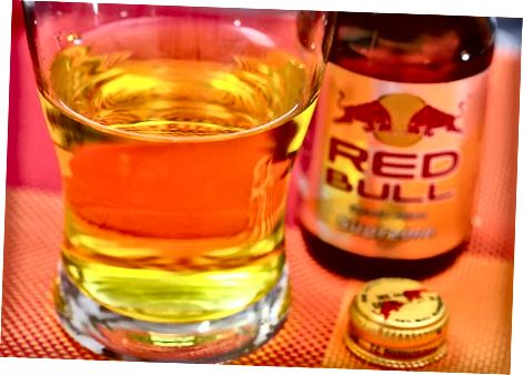 Red Bull-dan foydalanish