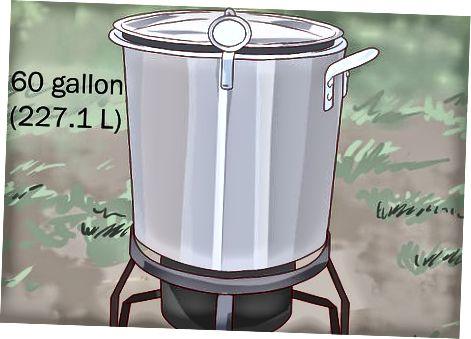 Hospedando uma fervura de lagostins
