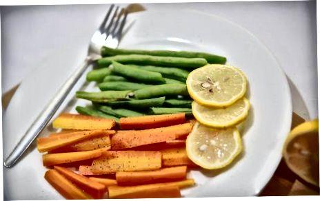 Парење поврћа