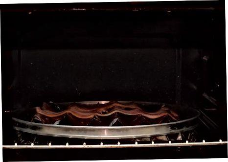 Pečenje hrustljave purane slanine v pečici
