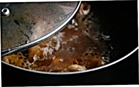 Приготування супу з кісткового мозку