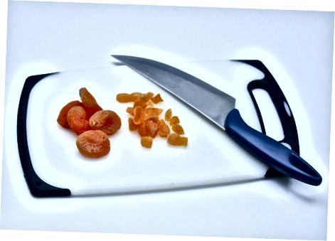 Pittige gedroogde abrikozenjam
