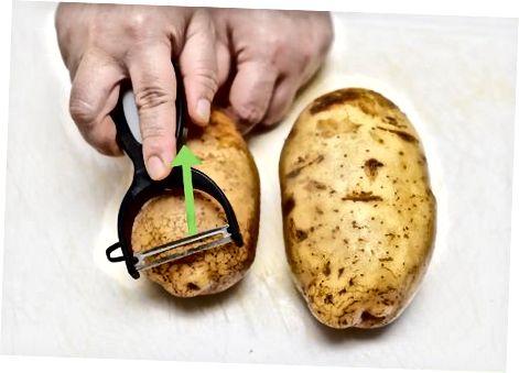 Përgatitja e patateve tuaja