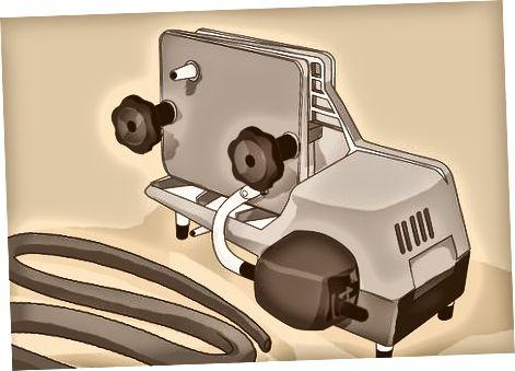 Puna me një sistem të filtrimit të pompës me energji elektrike