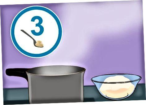Marrja e supës franceze Sorrel