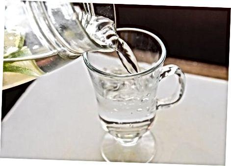 Izdelava citrusne vode