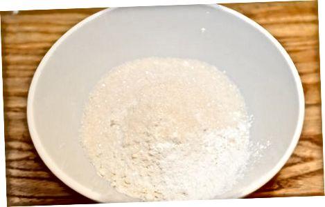 Приготування тіста
