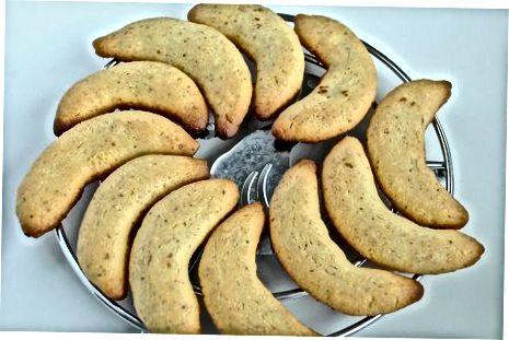烘烤和除尘饼干