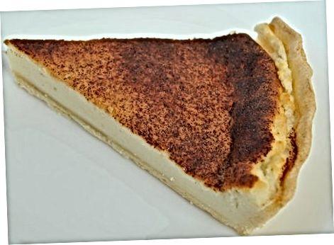 Pyrago kepimas