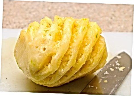 Падрыхтоўка ананаса