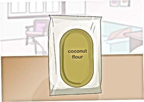 Marrja e ëmbëlsirave të arrës së kokosit