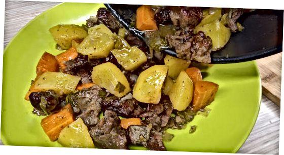 Приготування смаженої яловичини