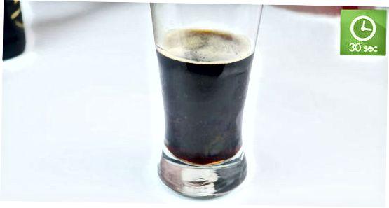 ریختن آبجوهای خاص