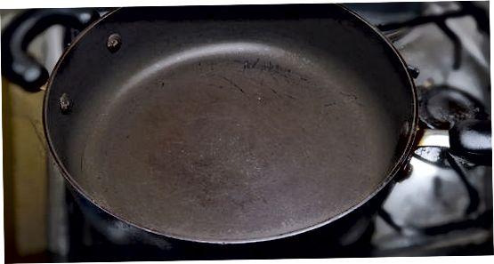 Broiling zrezek v pečici