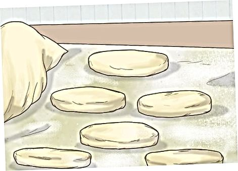 Lavendel Shortbread Cookies machen