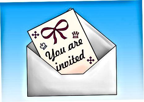 Dërgimi i ftesave me postë elektronike