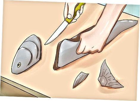 تمیز کردن ماهی