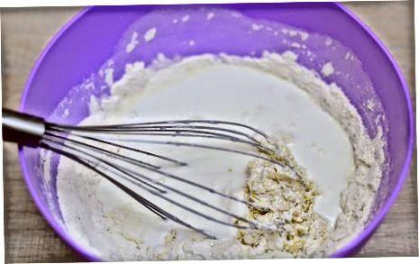 Assar o bolo