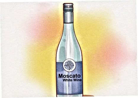 Einen Weißwein wählen