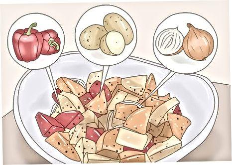 Приготування здорової смаженої їжі